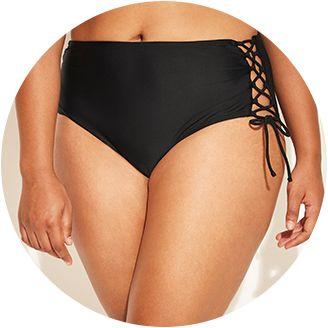 9355a9c14f Women s Plus Size Swimwear   Target