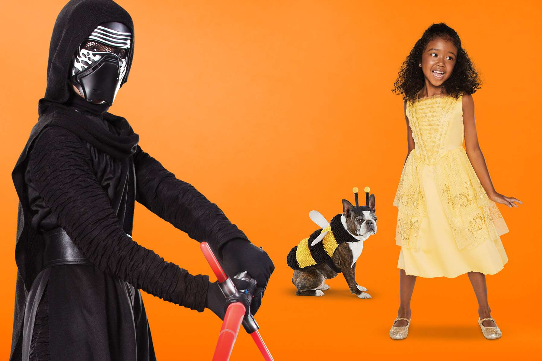 Halloween costumes decor and more