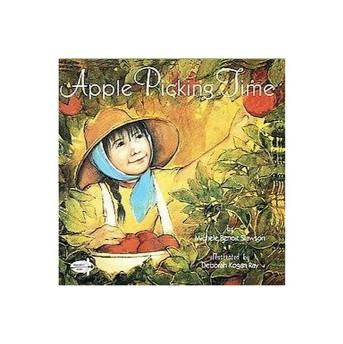 Apple Picking Time (Paperback) (Michele Benoit Slawson)