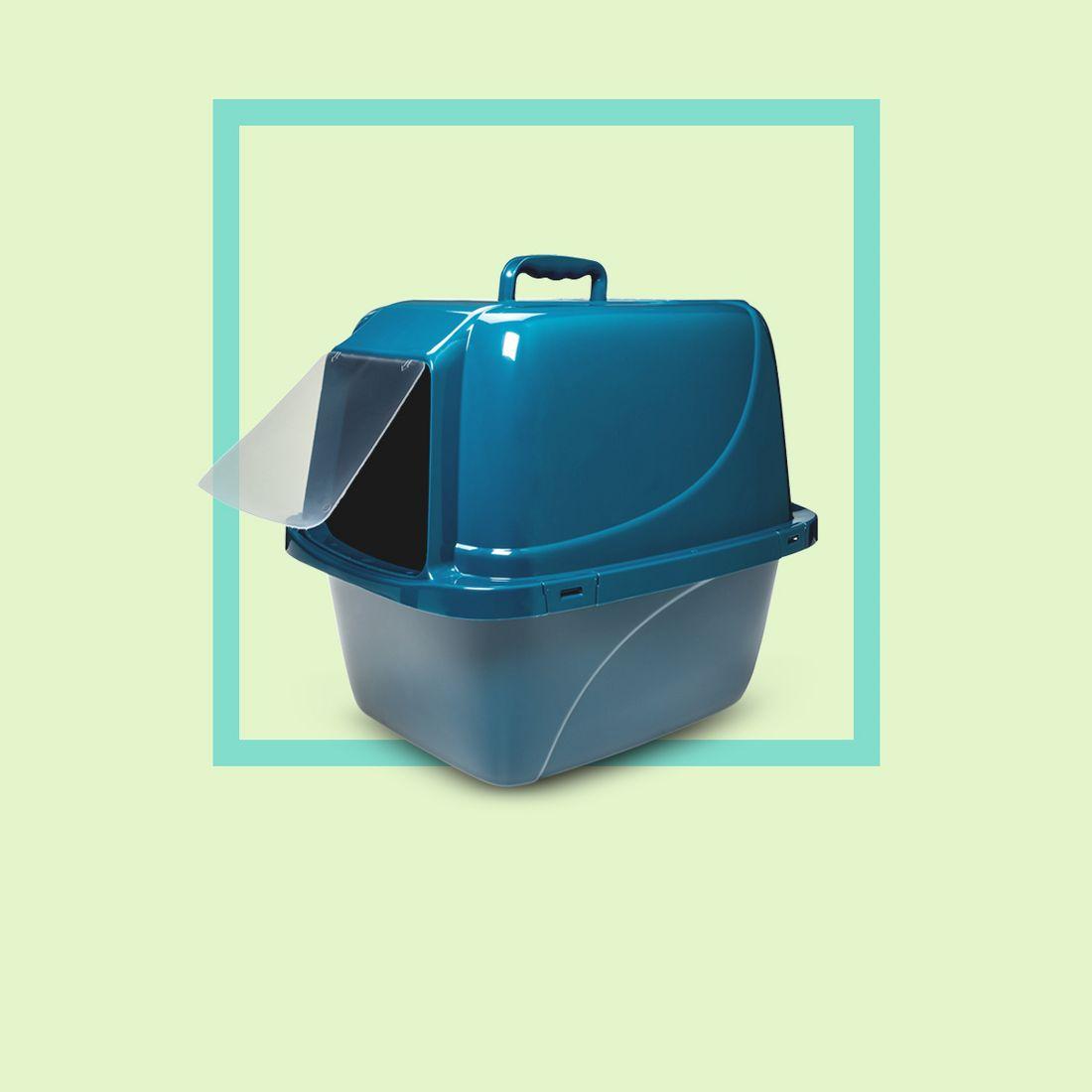 Open Top Litter Box