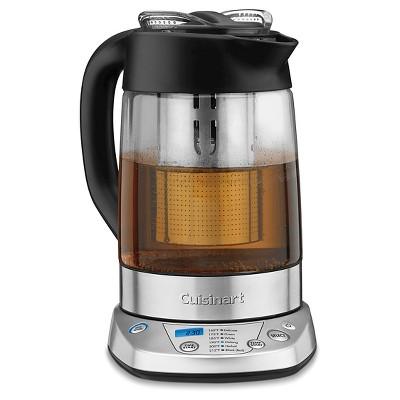 Cuisinart® Tea Infuser Electric Kettle - Stainless Steel TEA-100