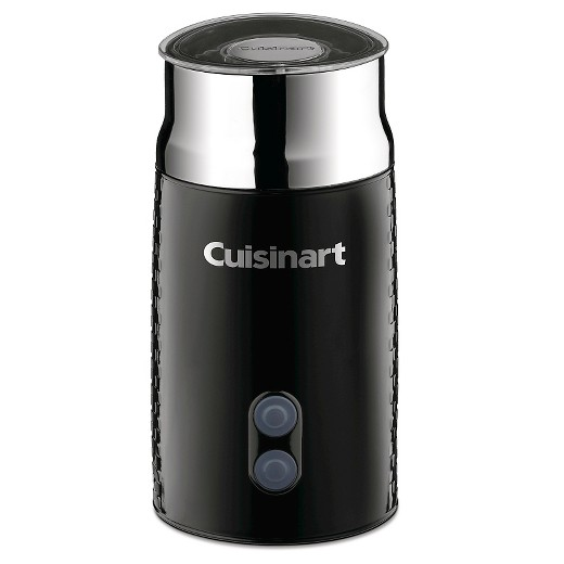 Cuisinart Tazzaccion Milk Frother Stainless Steel Fr 10