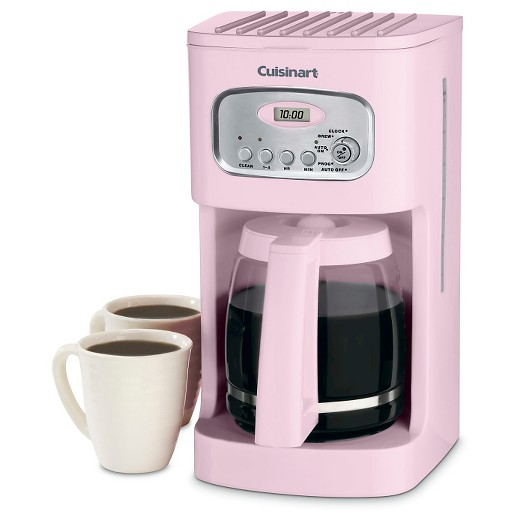 Percolator Coffee Maker Target : Cuisinart 12 Cup Programmable Coffee Maker - Pink DCC-100PK : Target