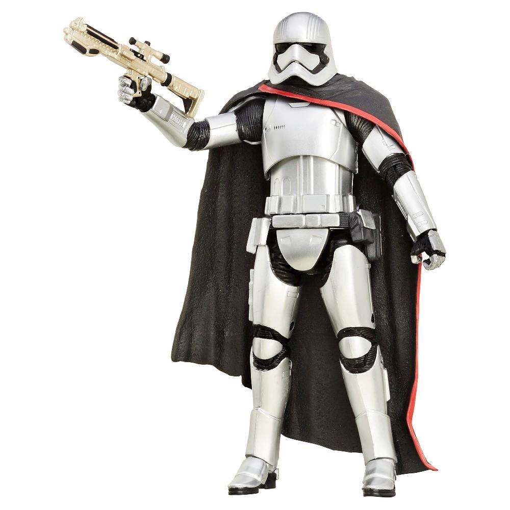 Star Wars: The Force Awakens Black Series 6 Inch Captain Phasma
