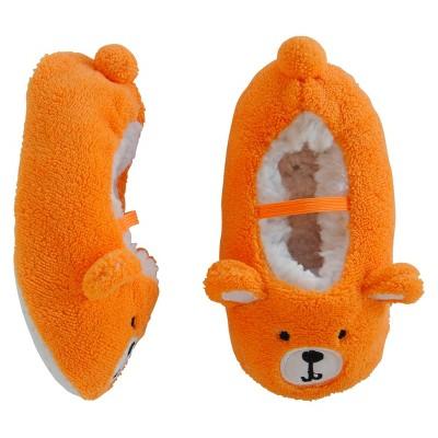 Boys' Bootie Slippers Circo™ - Orange 2T/3T