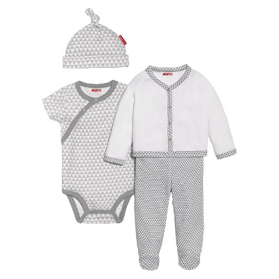 Skip Hop Baby 4pc Welcome Home Set - Gray 3 M