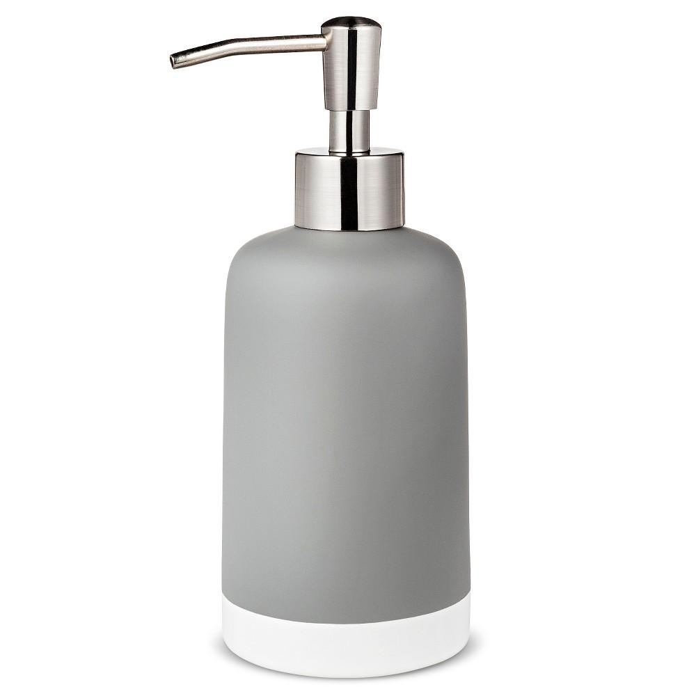 Soap Pump – Grey – Room Essentials, Gray
