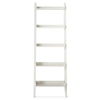 Staten Leaning Bookcase
