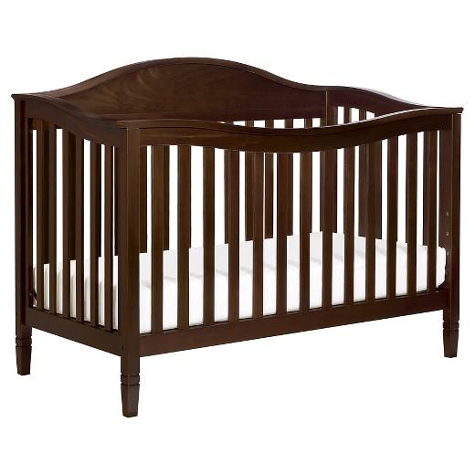 Davinci Laurel 4 In 1 Convertible Crib Slate Target