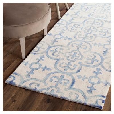 Safavieh Bardaric Area Rug - Ivory/Blue (2'3x12')