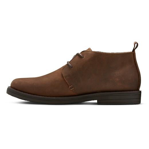 Men's Ethan Chukka Boots - Brown - Merona™ : Target