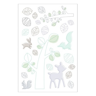 Babyletto Tranquil Woods Wall Decal