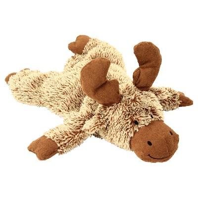 Plush Moose Dog Toy - L - Tan/Brown - Boots & Barkley™