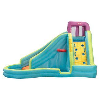 Little Tikes Slam n Curve Inflatable Water Slide