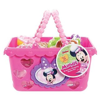 Minnies Minis Shoptastic Basket Set
