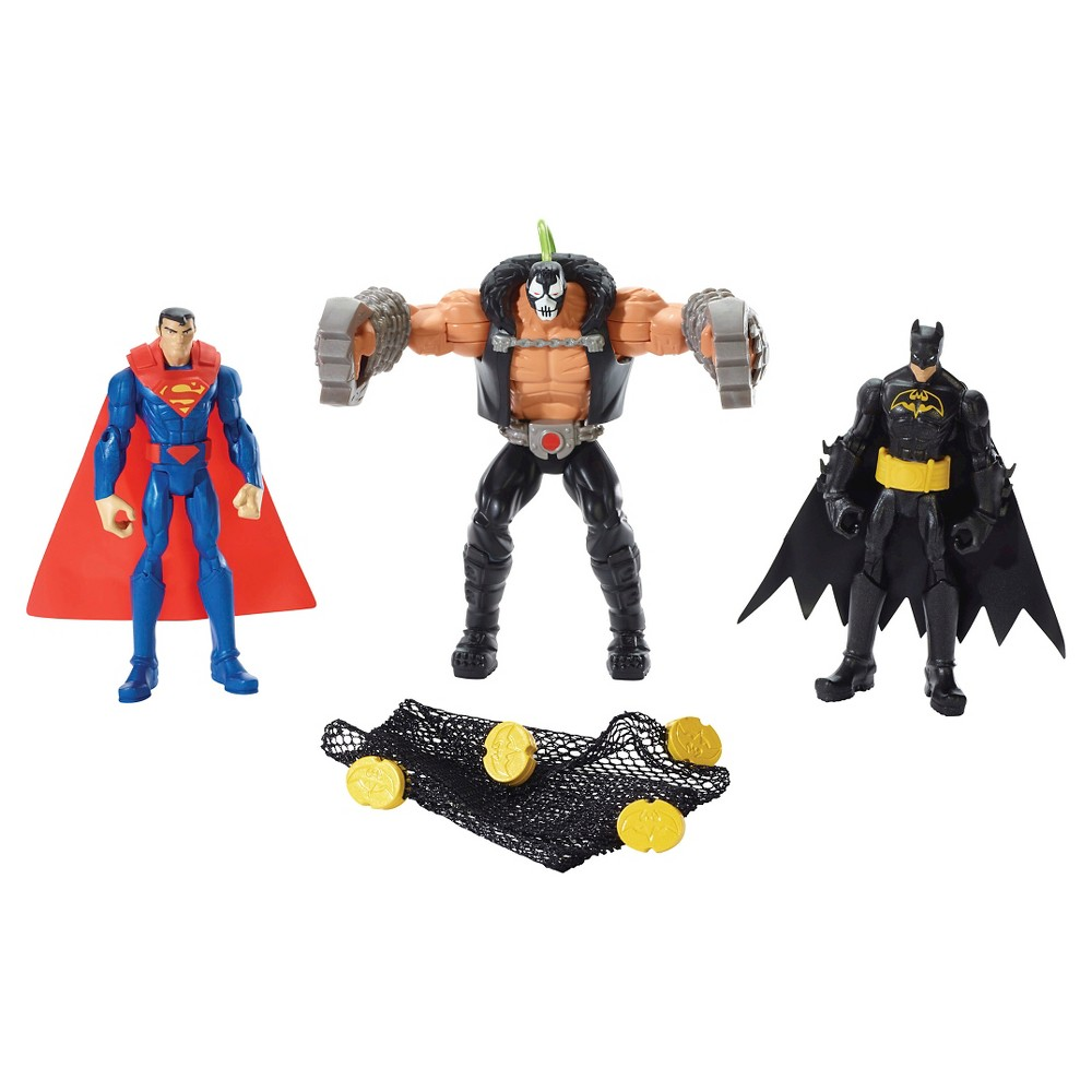 Batman Unlimited Smash & Bash Figures Battle Pack