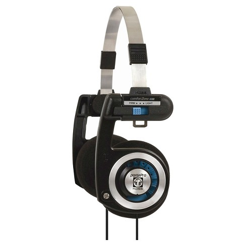 Koss PortaPro On-The-Ear Headphones with Case - Black - image 1 of 1