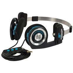 Koss Porta Pro Ultimate Portable Over-the-ear Headphone for iPod/iPhone/iPad - Black