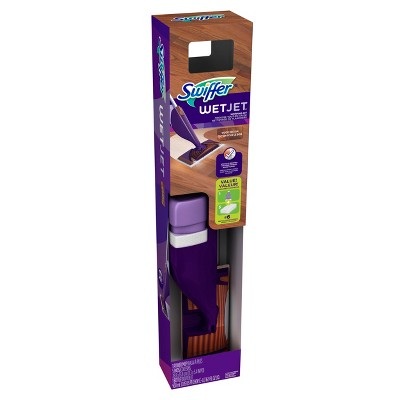 Swiffer WetJet Wood Hardwood Floor Spray Mop Starter Kit