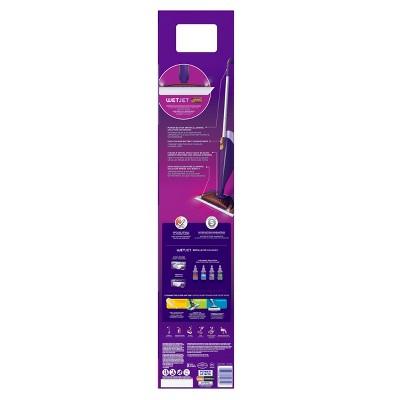 Swiffer WetJet Wood Hardwood Floor Spray Mop Starter Kit