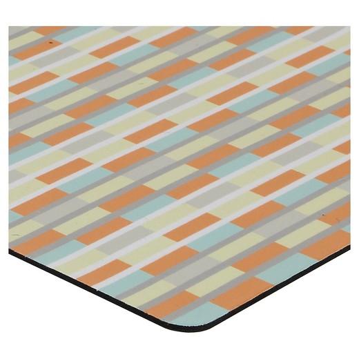 Block Design Kitchen Floor Mat Rug : Target