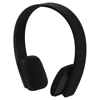 Aluratek Bluetooth Wireless Hi-Fi Stereo Headphones - Black
