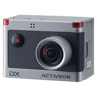 Activeon DX 1080p Full HD 12MP Waterproof Action Camera