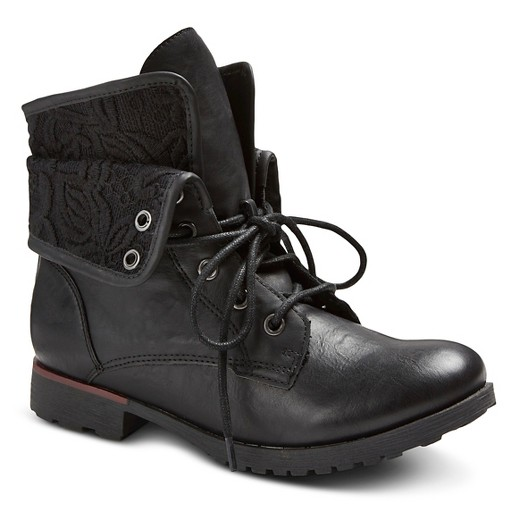 Combat & Moto Boots, Women's Shoes : Target