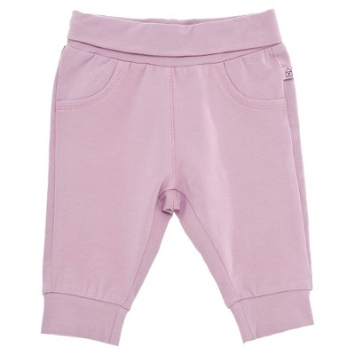 Chicco® Baby Girls' Solid Pants - Pink NB