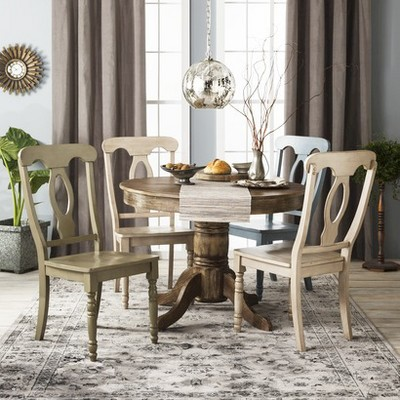 Captivating Product Description Page   Rustic Provence Dining Collection