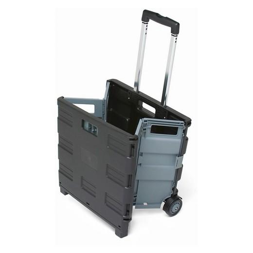 ECR4Kids Universal Rolling Storage Cart - Black : Target