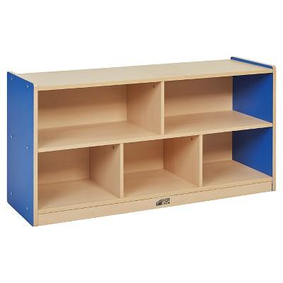 compartment storage cabinet