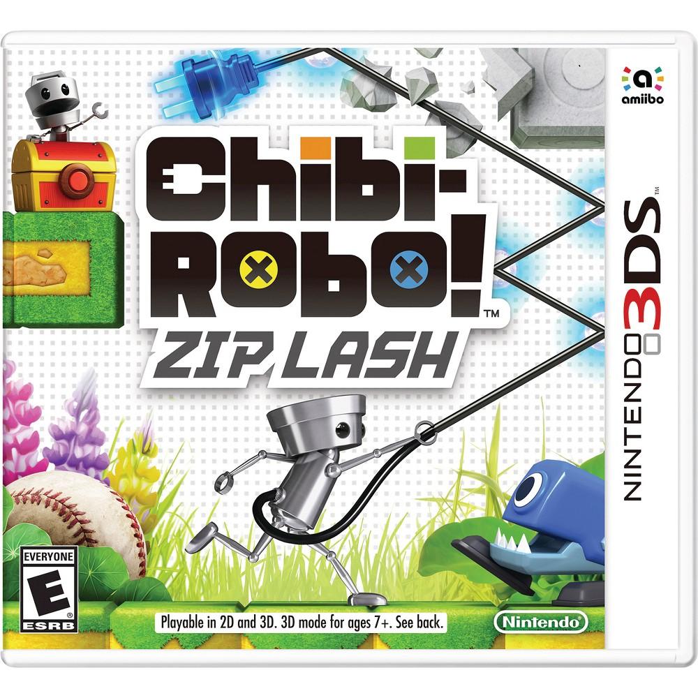 Chibi-Robo!: Zip Lash Nintendo 3DS