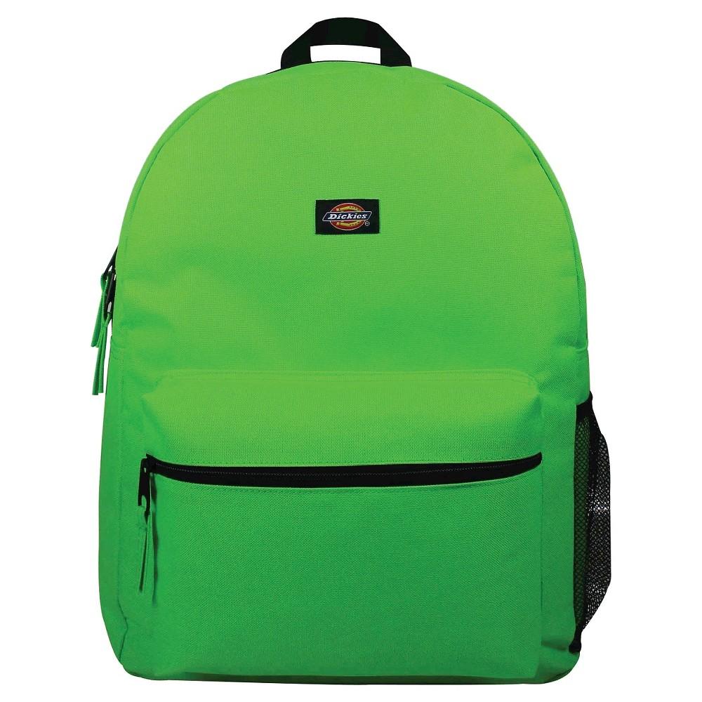 Dickies 17 Student Backpack - Green Apple