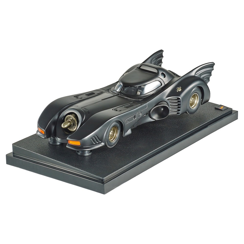 Hot Wheel Elite Heritage Batman Returns Batmobile Die-Cast - 1:18 Scale