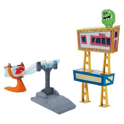 Angry Birds - Sling and Smash Track Set