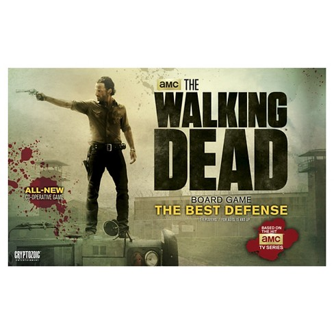 The Walking Dead The Best Defense Board Game - image 1 of 2