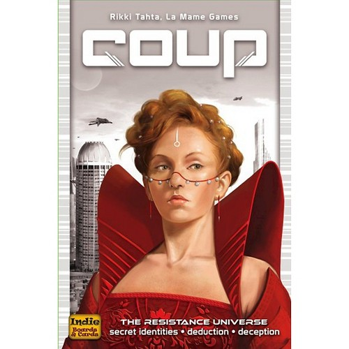 Coup Card Game, Card Games