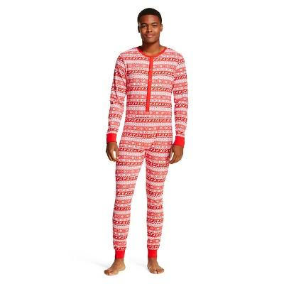 Men's Holiday Fairisle Pajamas : Target