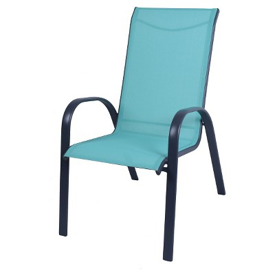 Stack Sling Patio Chair - Turquoise - Room Essentials™