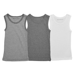 Burt's Bees Baby™ Toddler Boys' Tanks