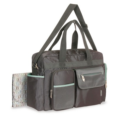 Graco® Diaper Bag Brown