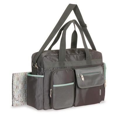 Graco® Diaper Bag Brown