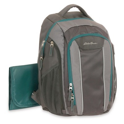 Eddie Bauer Backpack Gray/Green