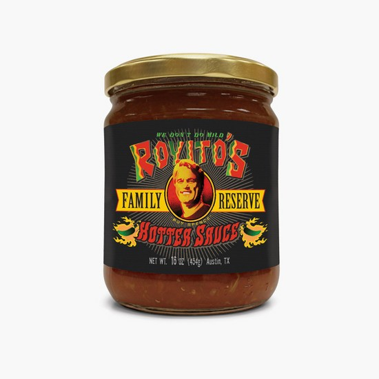 Royito's® Family Reserve Hotter Sauce - 16oz