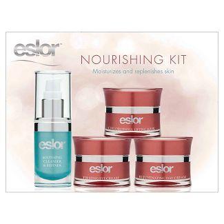 Eslor Nourishing Kit, 4 pc