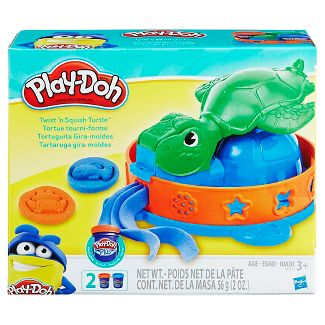 Play-Doh Twist N Squish Turtle
