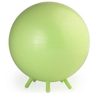 Gaiam Kids Stay n Play Ball - Lime