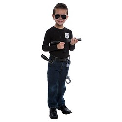 Boys' Police Costume Kit - One Size Fits Most