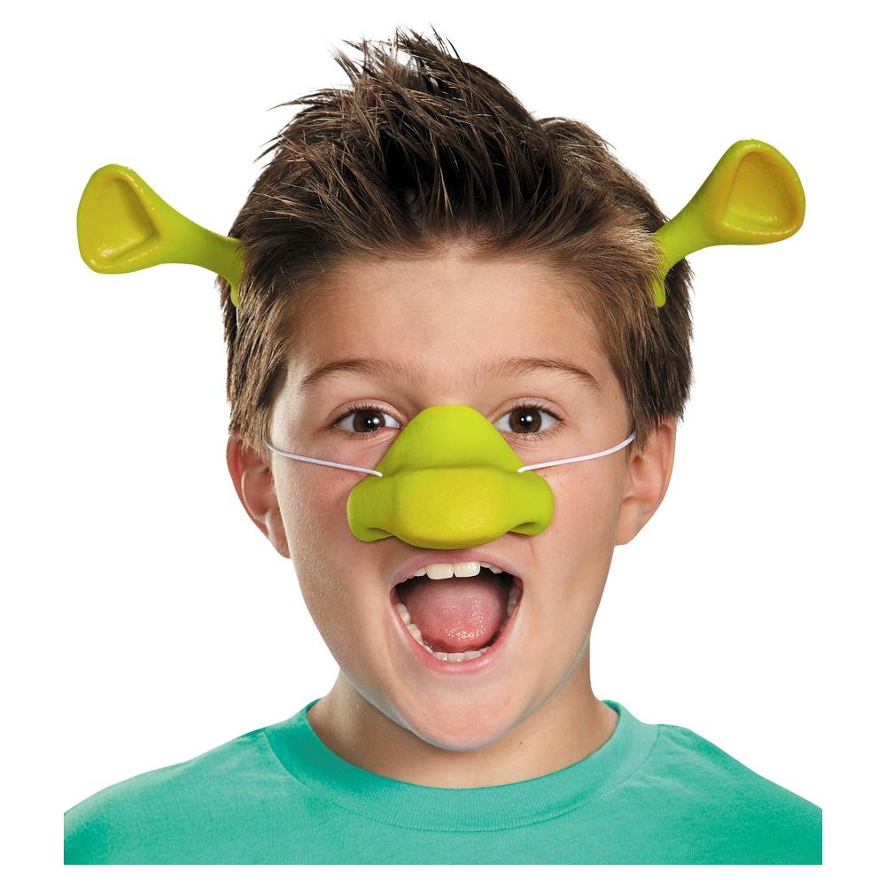 Shrek Kit Green - One Size Fits Most, Girls